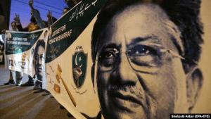 Former Pakistan Army Chief General Pervez Musharraf