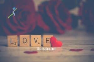 LOVE vs AFFECTION
